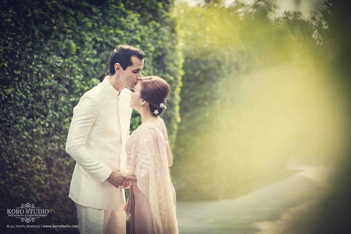 wedding beach ceremony reiko 56 V Villas Hua Hin Wedding Ceremony Reiko and Kourosh