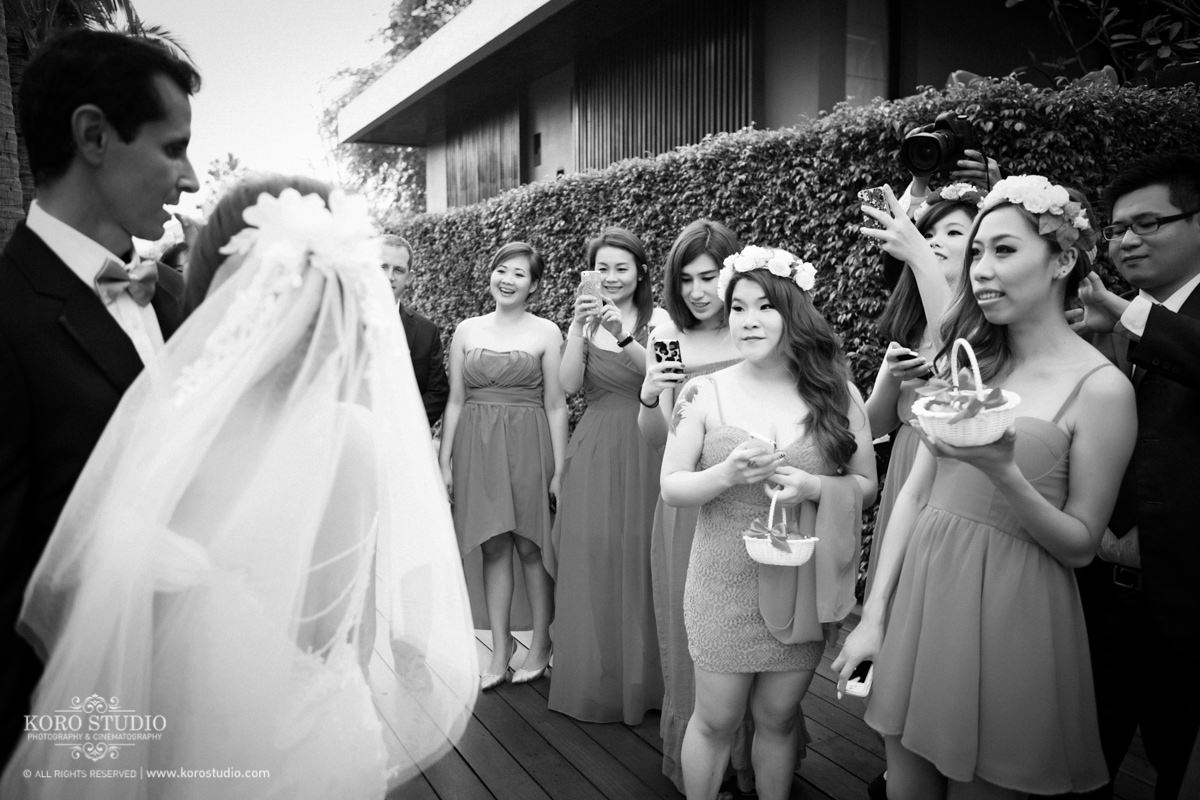 Koro Studio Wedding Photo and Cinematography