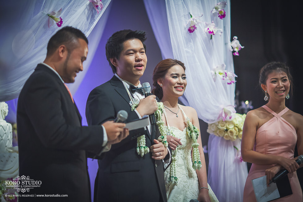 wedding photographer bangkok namfon 111 SO/ Bangkok sathorn Wedding Reception Nattha & Wuttillert