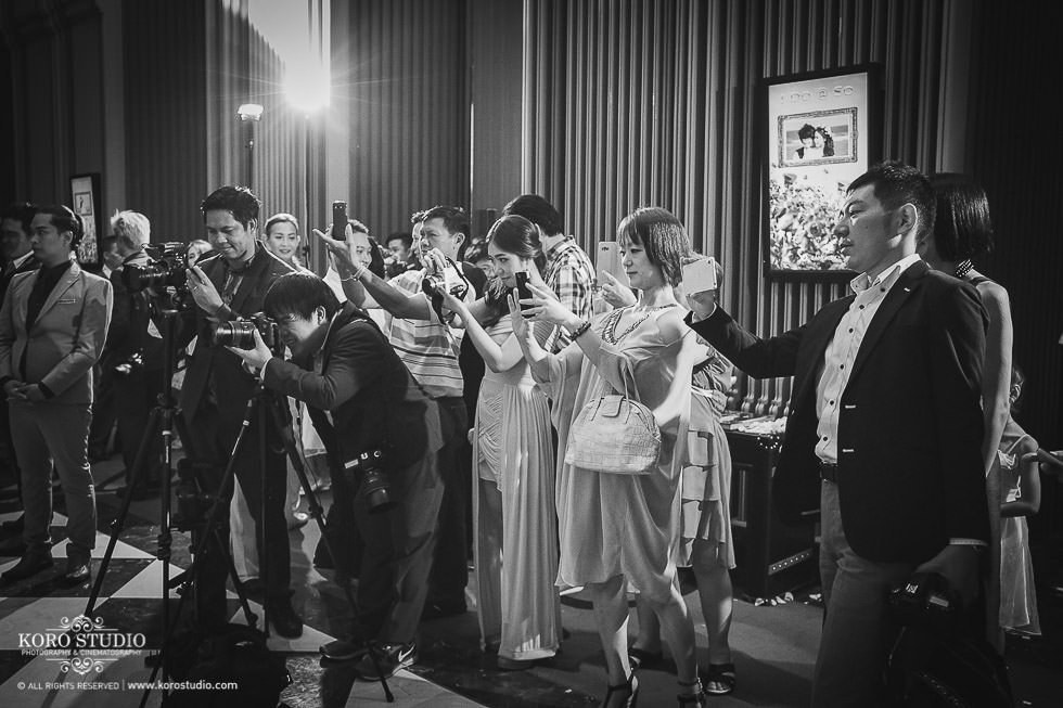 wedding photographer bangkok namfon 59 SO/ Bangkok sathorn Wedding Reception Nattha & Wuttillert