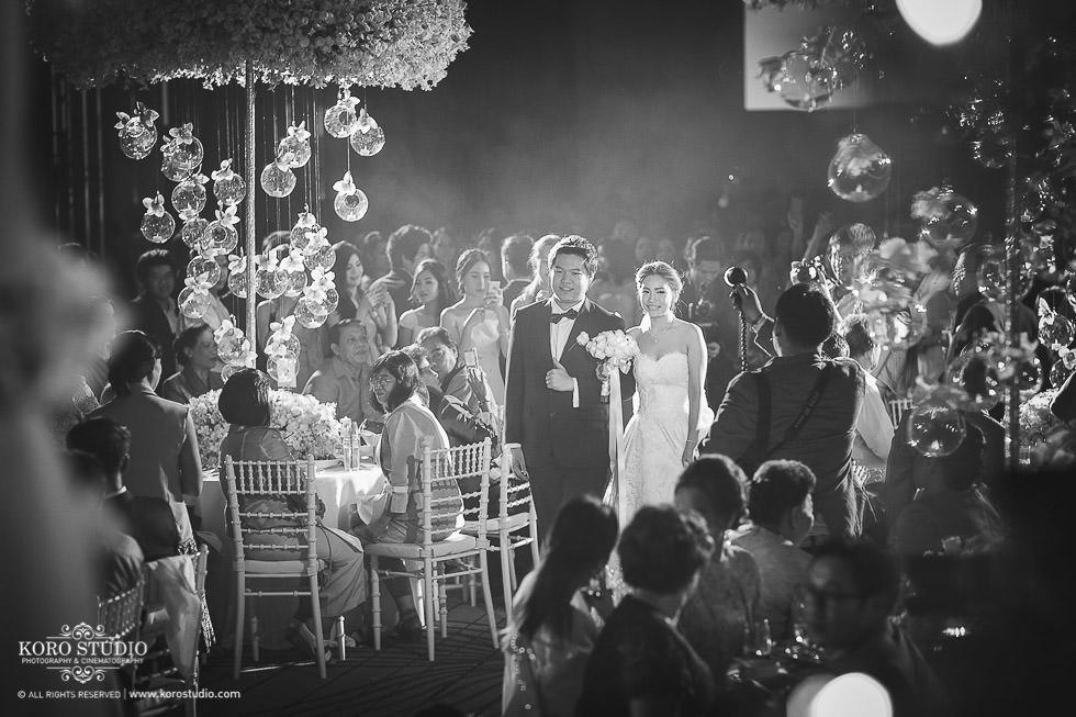 wedding photographer bangkok namfon 84 SO/ Bangkok sathorn Wedding Reception Nattha & Wuttillert