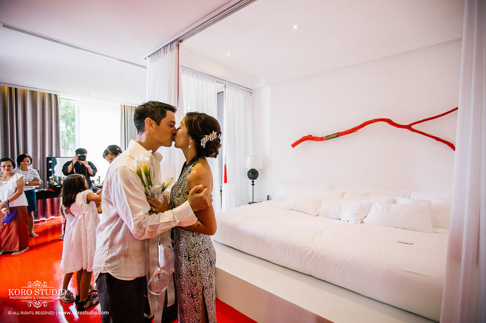 chinese wedding philip vicky 93 The Library Koh Samui Wedding Destination Ceremony Philipp and Vicki
