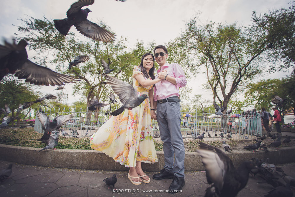 korostudio pre wedding shelly samuel from china 34 The Grand Palace Pre-Wedding Engagement Shelly and Samuel from China in Bangkok Thailand