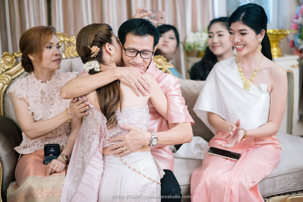 korostudio thai wedding ceremony tuey 99 Wedding at Home Thai Wedding Ceremony Supawee and Pangpichet | งานแต่งงานพิธีไทยคุณเตย และคุณวี