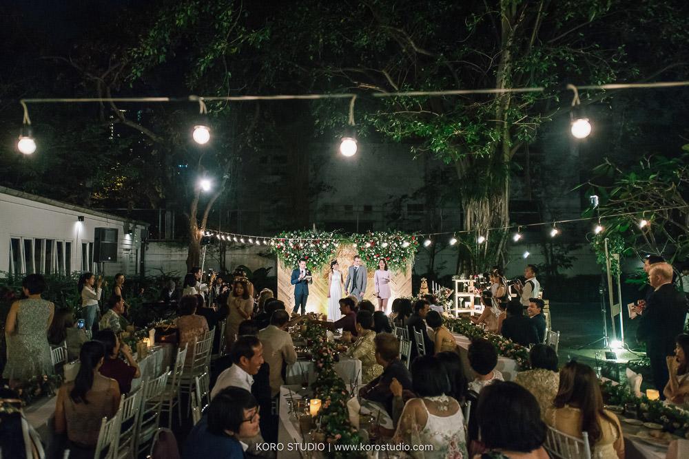 korostudio organize planner primmrose wedding planner 133 1 Bussaracum Royal Thai Cuisine Wedding Ceremony and Dinner Big and Robin | งานแต่งงาน พิธีแลกแหวน และงานฉลองมงคลสมรส ร้านอาหารไทยบุษราคัม คุณบิ๊ก และโรบิน