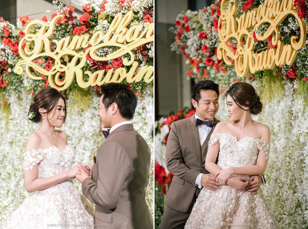 korostudio wedding reception holiday inn silom cee 153 Wedding Reception Cee and Fluke Holiday Inn Bangkok Silom   งานแต่งงานคุณซี และคุณฟลุ้ก ฮอลิเดย์อินน์สีลม กรุงเทพ