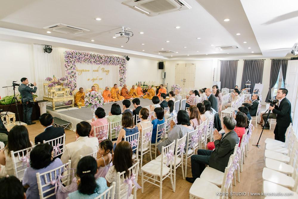 korostudio wedding ceremony pangrum benz noeud d amour 114 Thai - Chinese Wedding Ceremony Pangrum and Benz at Noeud d'Amour Saraburi - งานแต่งงานน้องแป้ง และพี่เบนซ์ นูดามัวร์ สระบุรี