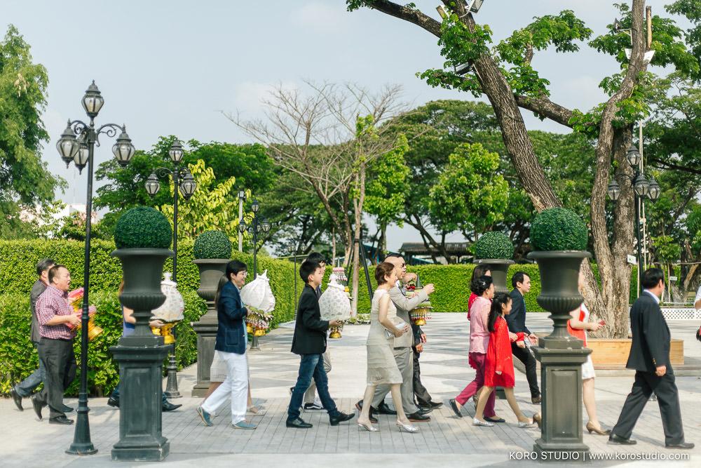 korostudio wedding ceremony pangrum benz noeud d amour 162 Noeud d'Amour Saraburi Thai - Chinese Wedding Ceremony Pangrum and Benz at - งานแต่งงานน้องแป้ง และพี่เบนซ์ นูดามัวร์ สระบุรี