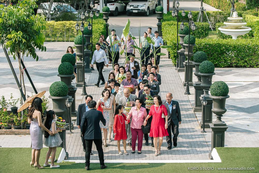 korostudio wedding ceremony pangrum benz noeud d amour 163 Thai - Chinese Wedding Ceremony Pangrum and Benz at Noeud d'Amour Saraburi - งานแต่งงานน้องแป้ง และพี่เบนซ์ นูดามัวร์ สระบุรี