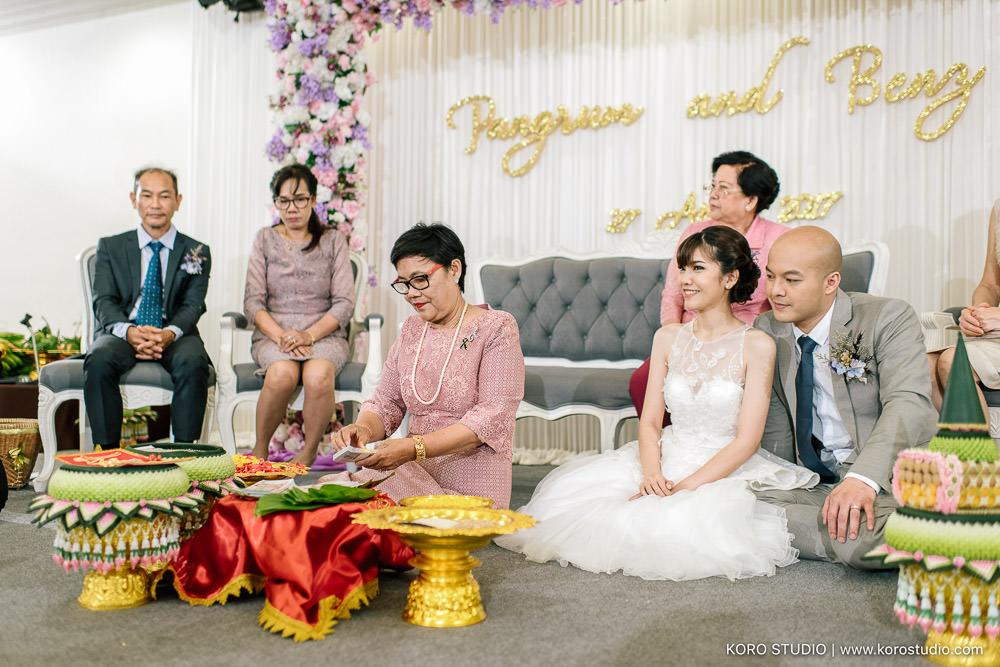korostudio wedding ceremony pangrum benz noeud d amour 239 Thai - Chinese Wedding Ceremony Pangrum and Benz at Noeud d'Amour Saraburi - งานแต่งงานน้องแป้ง และพี่เบนซ์ นูดามัวร์ สระบุรี
