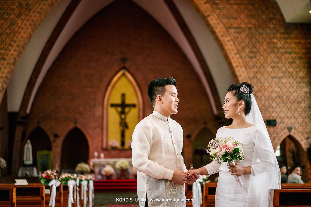 korostudio saritchaiwangsa wedding saint louis church sathorn bangkok 163 St. Louis Catholic Church Wedding in Church Bangkok,  Henshel and James Wedding Day from Philippines
