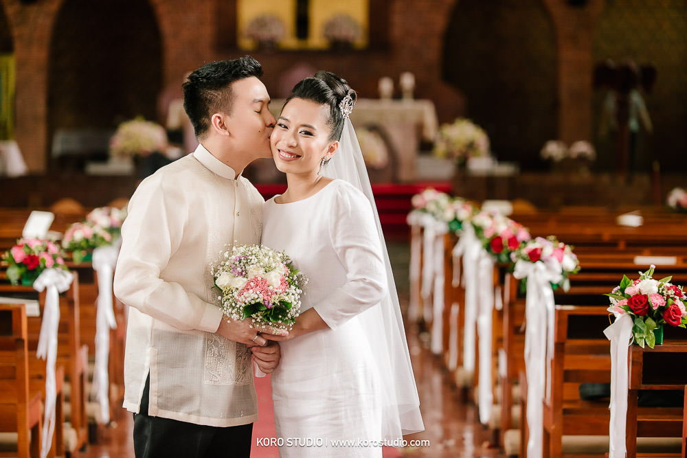 korostudio saritchaiwangsa wedding saint louis church sathorn bangkok 166 St. Louis Catholic Church Wedding in Church Bangkok,  Henshel and James Wedding Day from Philippines