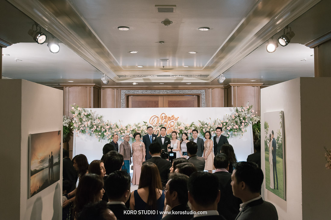 real wedding gand hyatt erawan bangkok chinese ceremony koro studio 45 Grand Hyatt Erawan Bangkok Wedding Reception Wipa and Niti, - Koro Studio