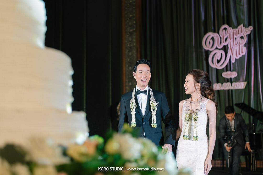 real wedding gand hyatt erawan bangkok chinese ceremony koro studio 73 Grand Hyatt Erawan Bangkok Wedding Reception Wipa and Niti, - Koro Studio