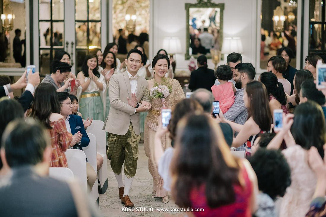 korostudio thai wedding ceremony plaza athenee hotel bangkok photographer 89 The Athenee Hotel Piman Siam Hall, Thai Wedding Ceremony Bao and Suk