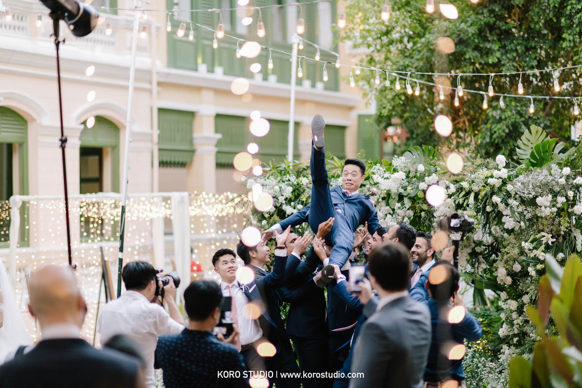 korostudio house on sathorn western wedding ceremony tan 161 House on Sathorn Western Wedding Ceremony in Bangkok Tan and Christ from England