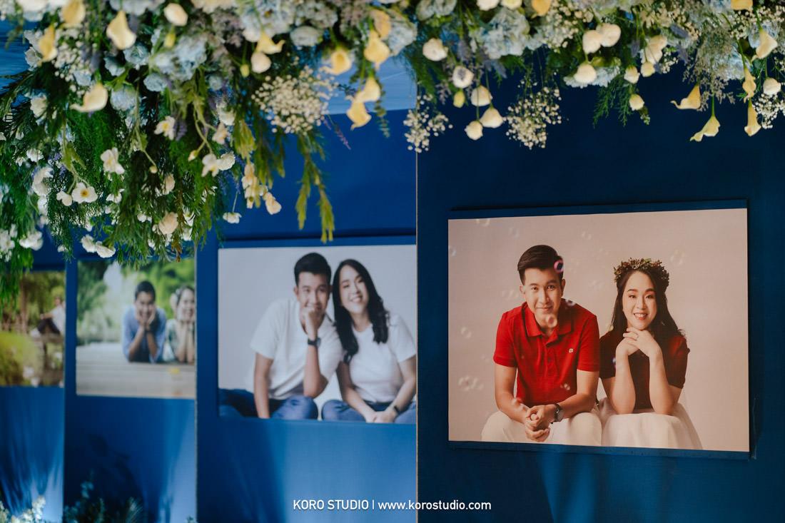 The Athenee Hotel Bangkok Wedding Reception Tib and Quin